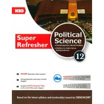 MBD Super Refresher Political Science Class 12