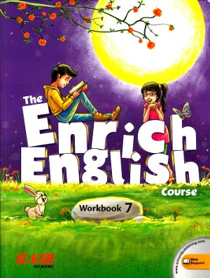 The Enrich English Workbook For Class 7