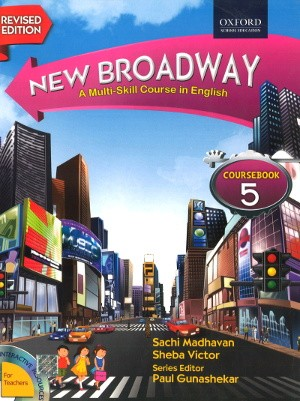 Oxford New Broadway English Coursebook For Class 5