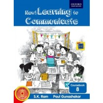 Oxford New Learning To Communicate Coursebook Class 8
