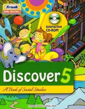 Frank Discover Social Studies Class 5