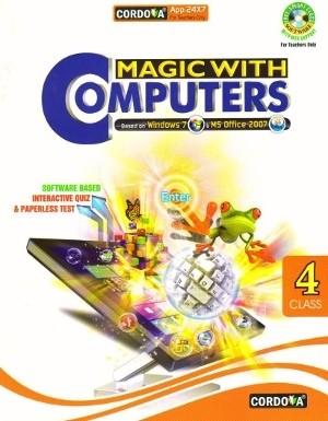 Cordova Magic With Computers Class 4