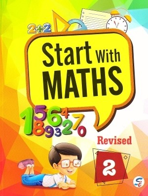Sapphire Start With Maths For Class 2