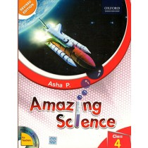 Oxford Amazing Science For Class 4