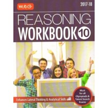 MTG Olympiad Reasoning Workbook Class 10
