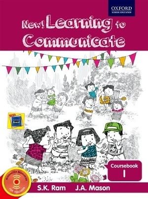 Oxford New Learning To Communicate Coursebook Class 1