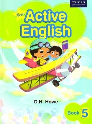 Oxford New Active English Coursebook Class 5