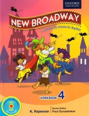 Oxford New Broadway English Workbook 4