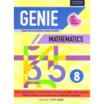 Oxford Genie Mathematics Workbook 8