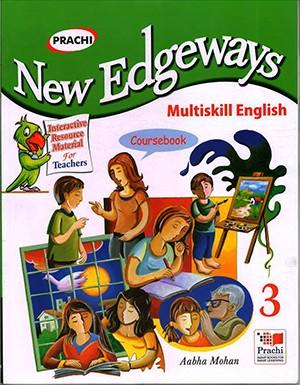 Prachi New Edgeways Multiskill English For Class 3