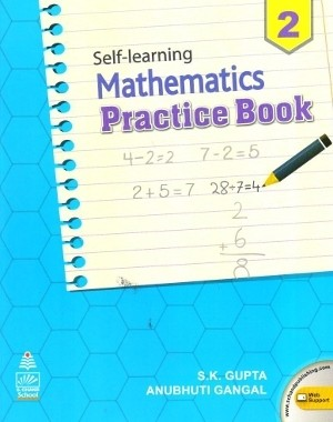 S chand Self Learning Mathematics Practice Book Class 2