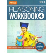 MTG Olympiad Reasoning Workbook Class 4