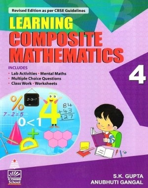 S chand Learning Composite Mathematics Class 4