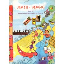 NCERT Math Magic Class 5
