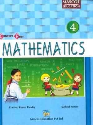 Concept First Mathematics Class 4