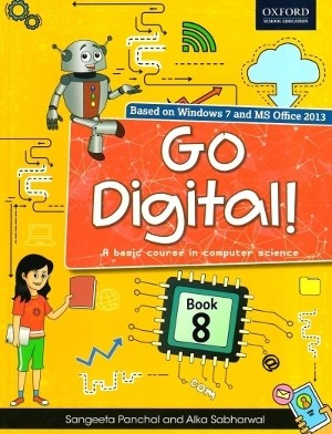 Oxford Go Digital Computer Science Book 8