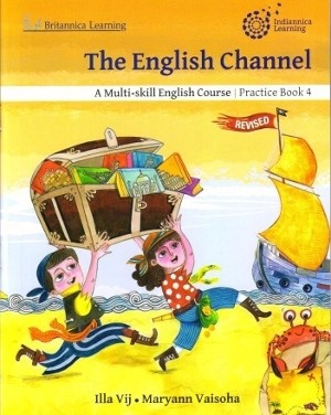 The English Channel Practice Book Class 4