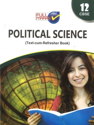 Full Marks Guide Class 12 Political Science