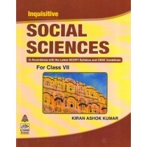 S chand Inquisitive Social Science For Class 7