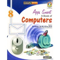 Cordova Apps Smart a book of Computers Class 8