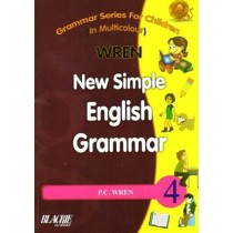Wren New Simple English Grammar Class 4