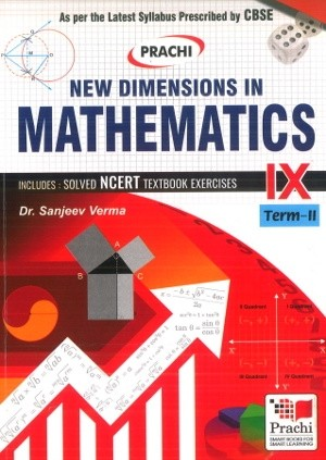 Prachi New Dimensions In Mathematics For Class 9 Term 1