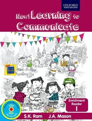 Oxford New Learning To Communicate Enrichment Reader Class 1