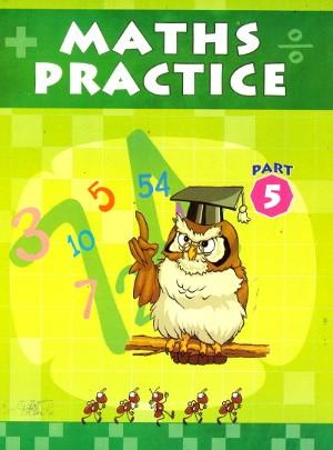 Radison Maths Practice Class 5