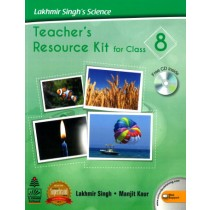 Lakhmir Singh's Science Teacher's Resources Kit For Class 8