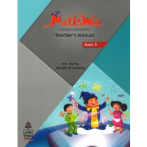 MathsWiz A Course In Mathematics Teacher's Manual Book 5