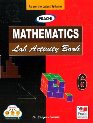 Prachi Mathematics Lab Activity Book For Class 6