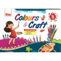 Viva Colours & Craft B (With Material Kit & CD)