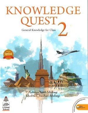 Knowledge Quest General Knowledge For Class 2