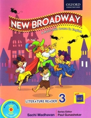 Oxford New Broadway English Literature Reader Book 3