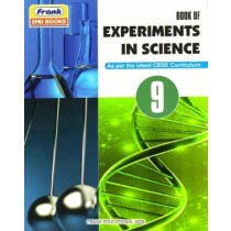 Frank Book of Experiments in Science Class 9