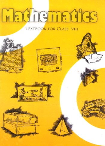 NCERT Mathematics Textbook For Class 8