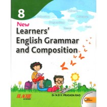 New Learner's English Grammar and Composition For Class 8