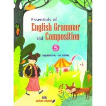 Sultan Chand Essentials of English Grammar and Composition Class 5