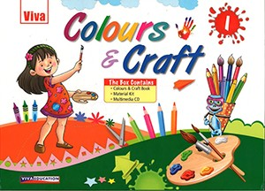 Viva Colours  & Craft for Class 1