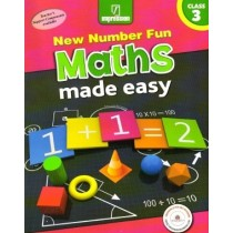 New Number Fun Maths Made Easy Class 3