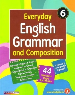 Viva Everyday English Grammar and Composition 6