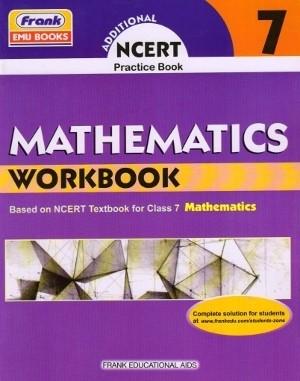 Frank NCERT Mathematics Workbook Class 7