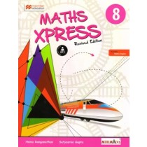 Macmillan Education Maths Xpress Class 8
