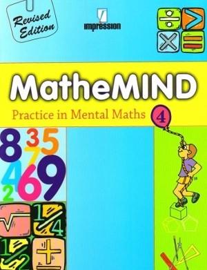Madhubun Mathemind Practice in Mental Maths Class 4