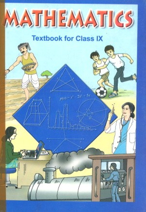 NCERT Mathematics Textbook For Class 9 (English)