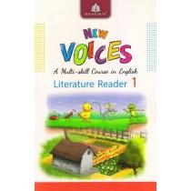 Madhubun New Voices English Literature Reader Class 1