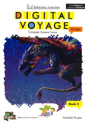 Digital Voyage Computer Science Series Class 5
