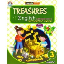 Cordova Treasures of English Main Coursebook 3