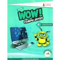 Wow Compu-Bytes Computer Textbook ICSE Class 4