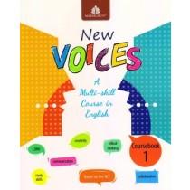 Madhubun New Voices English Coursebook 1